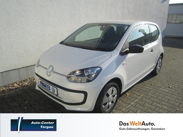 Volkswagen up! Take 1.0 RADIO KLIMA elektr. FH, Jahr 2016, Benzin