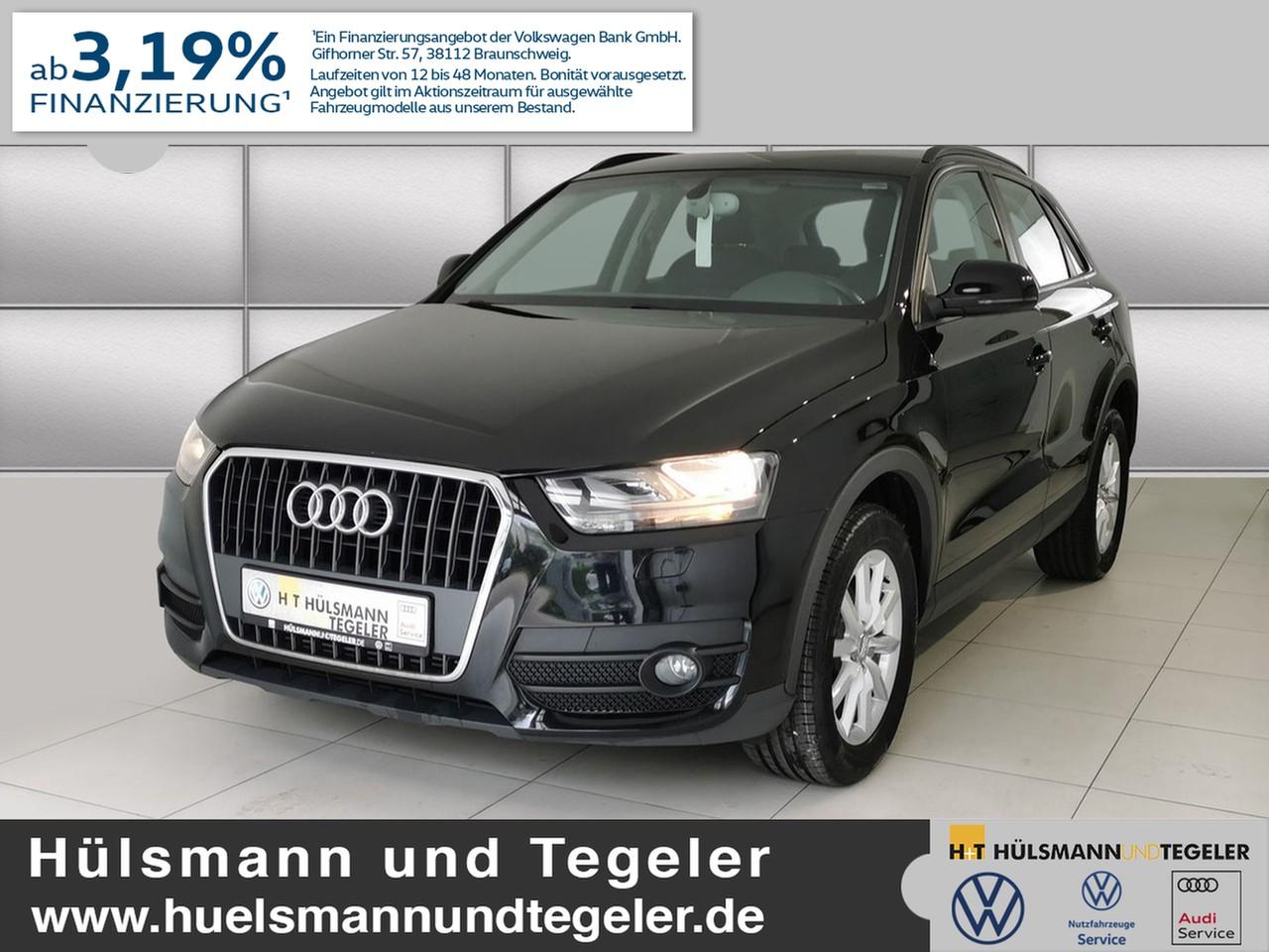 Audi Q3 2.0 TDI DPF, Jahr 2014, Diesel