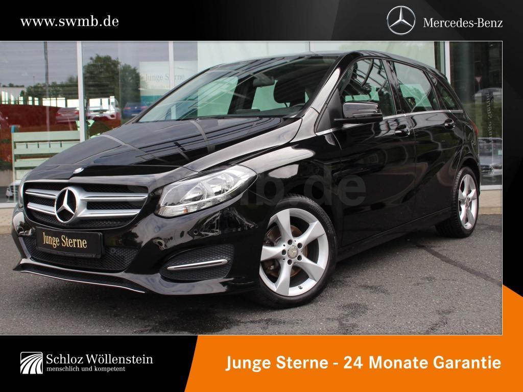 Mercedes-Benz B 180 Style/Klima/6Gang/Parkassist./Sitzhz/16Z, Jahr 2016, Benzin