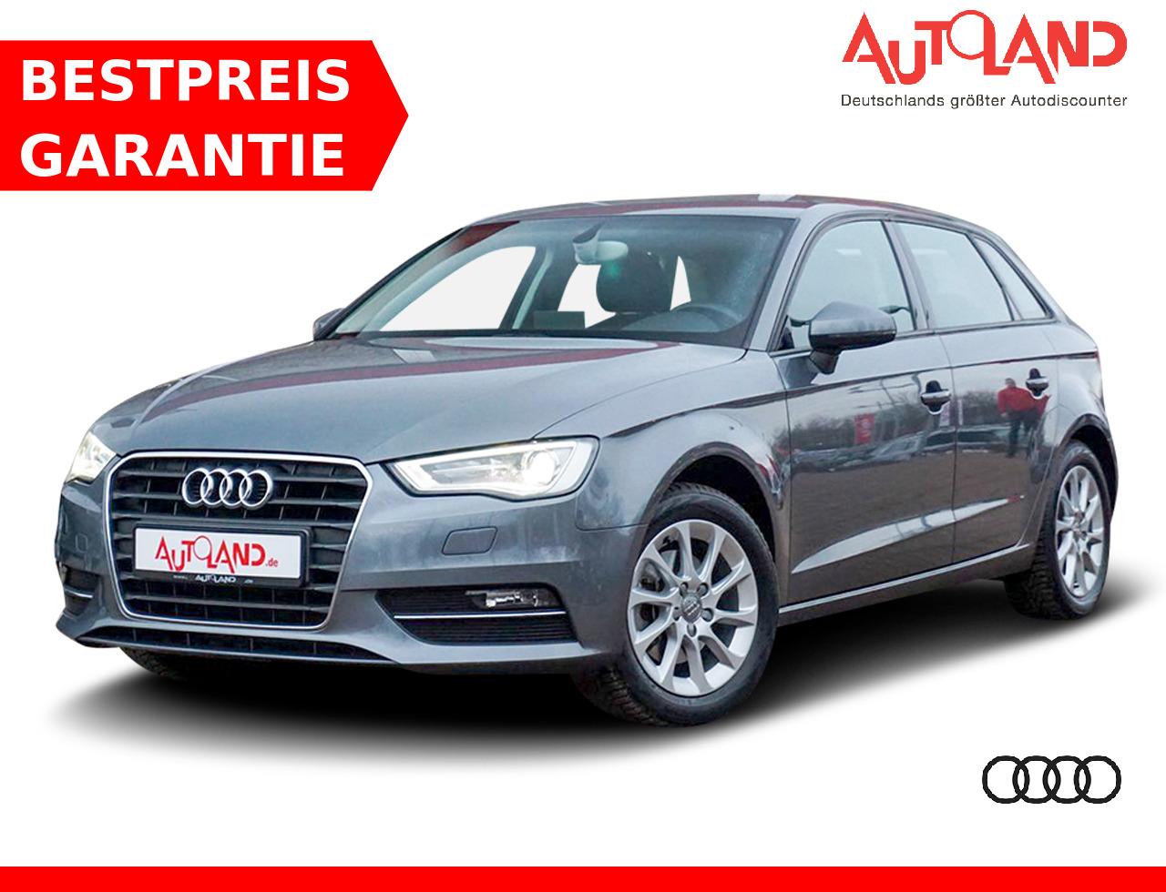 Audi A3, Jahr 2013, Benzin