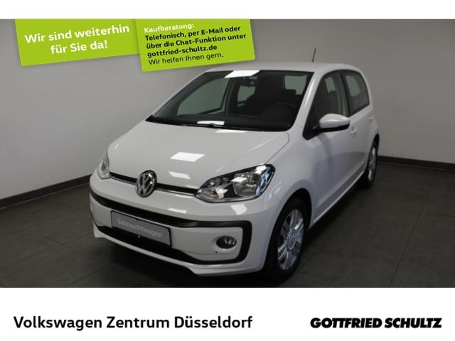 Volkswagen up! high *SHZ*Alu*FSE*, Jahr 2018, Benzin