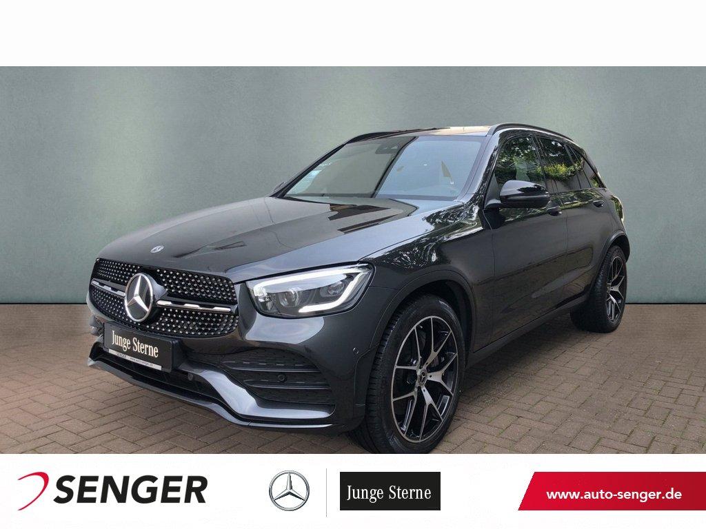Mercedes-Benz GLC 200 4M AMG 20 Zoll AHK Kamera Sitzklima Lede, Jahr 2020, Benzin