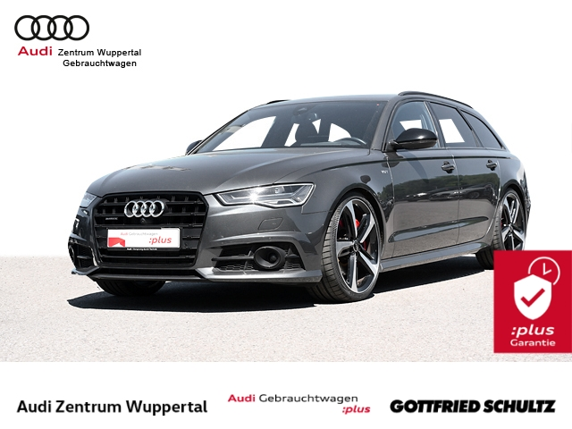 Audi A6 Avant 3.0TDI QUAT. S-LINE ACC HUD LEDER MATRIX KAMERA SPORTDIFFERENZ 21ZOLL, Jahr 2018, Diesel