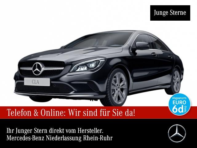 Mercedes-Benz CLA 250 Cp. Urban LED Navi PTS 7G-DCT Sitzh Chromp, Jahr 2018, Benzin