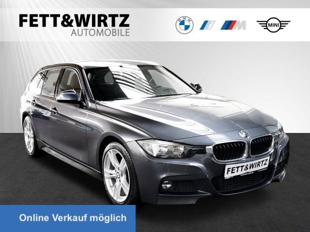 BMW 318d Touring M Sport Aut. NaviBusiness PDC H&K, Jahr 2017, Diesel