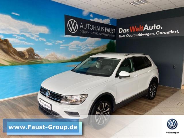 Volkswagen Tiguan Comfortline UPE 38275EUR NAVI-Pro ACC, Jahr 2020, Benzin