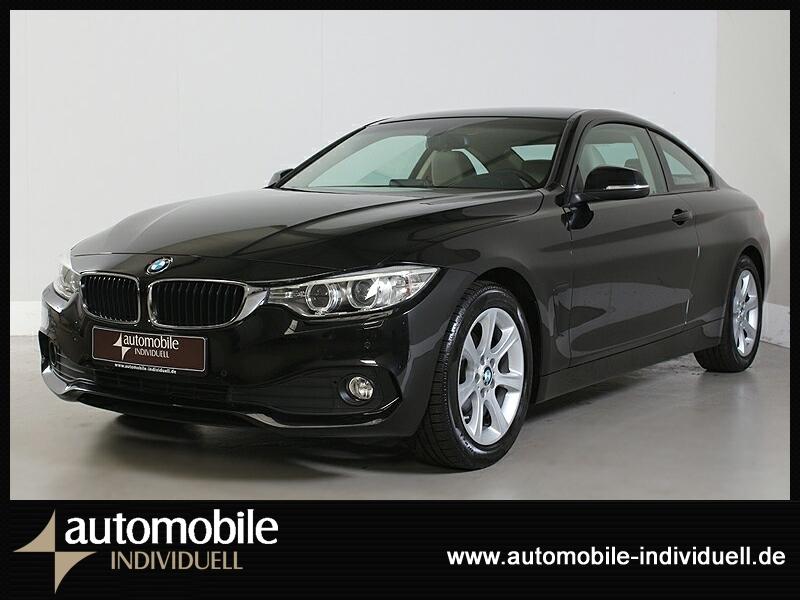 BMW 420d Coupe Advantage Navi Xenon HiFi el.Sitze, Jahr 2016, Diesel