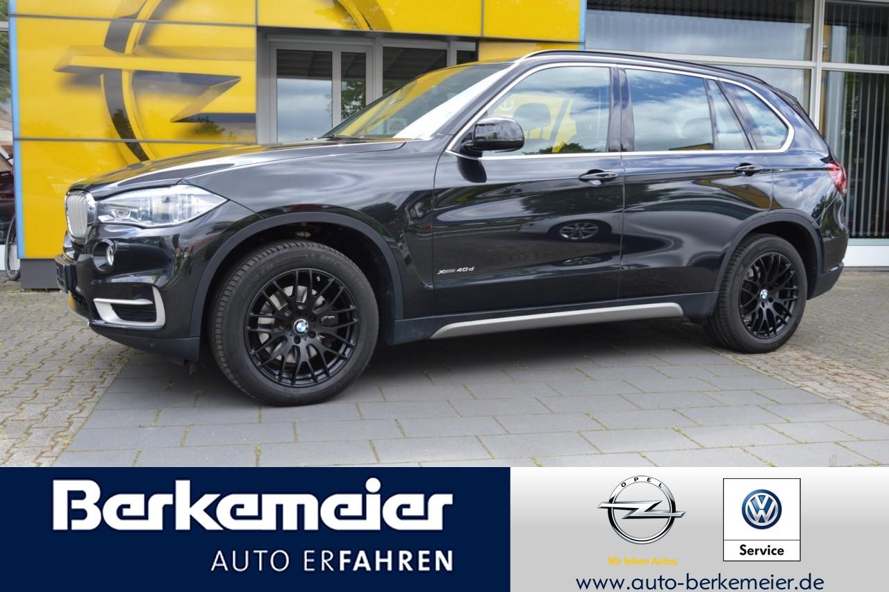 BMW X5 xDrive 40d/Standhzg./Panorama/AHK/LED Navi, Jahr 2016, Diesel
