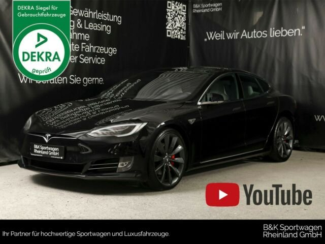 Tesla Model S P90D ab 571,96 /mtl., Jahr 2016, Elektro