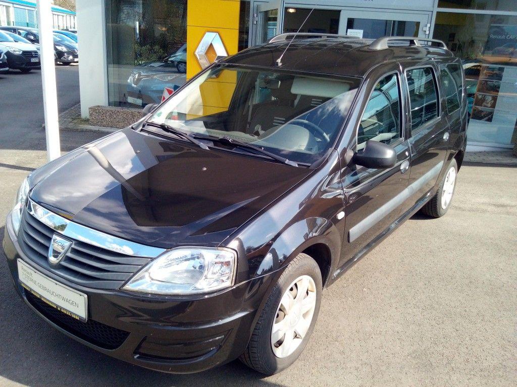 Dacia Logan MCV 1.6 MPI 85 forever, Jahr 2013, Benzin