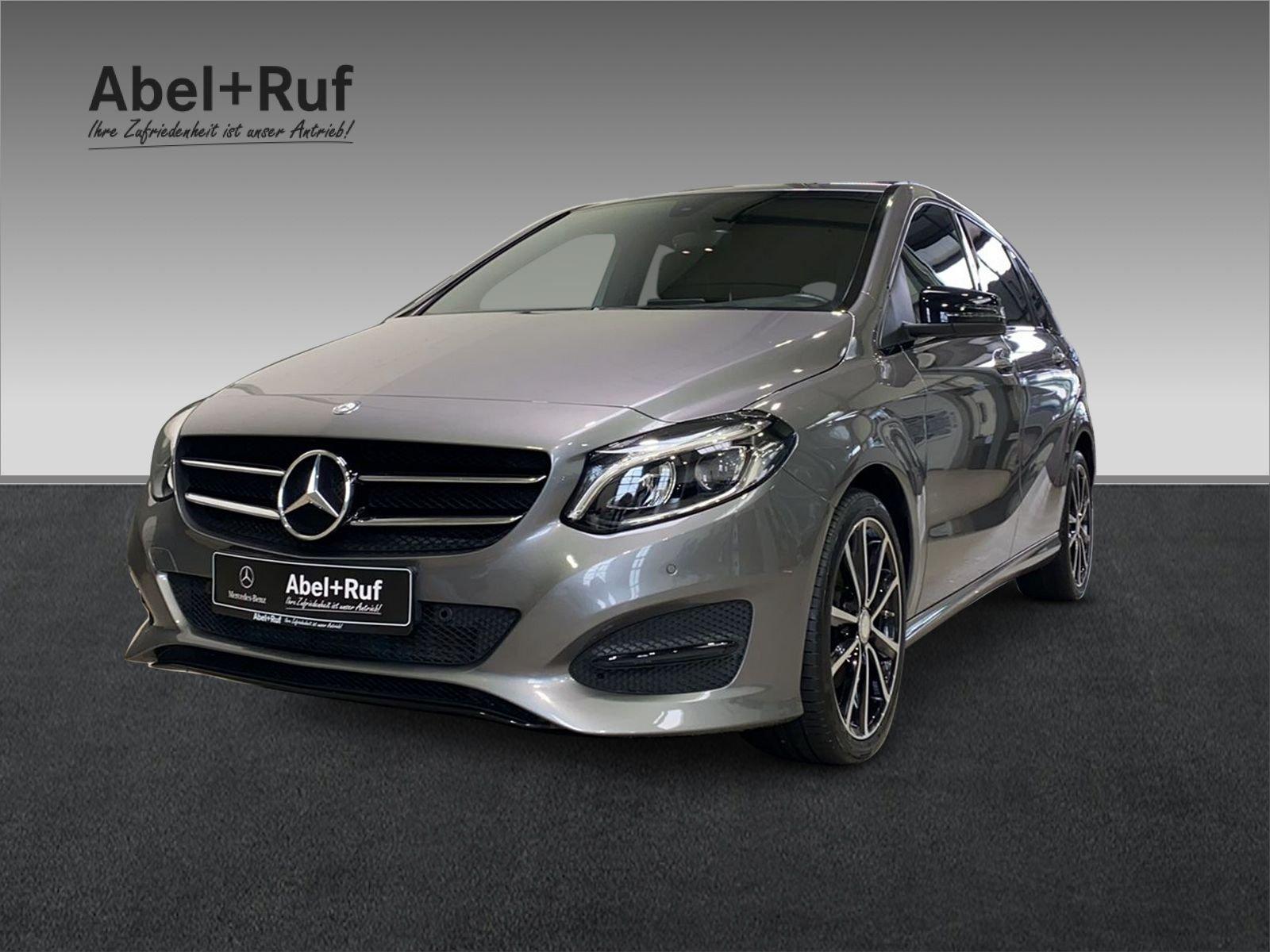 Mercedes-Benz B 200 Urban+Kamera+LED+Navigation+Sitzheizung, Jahr 2016, Benzin