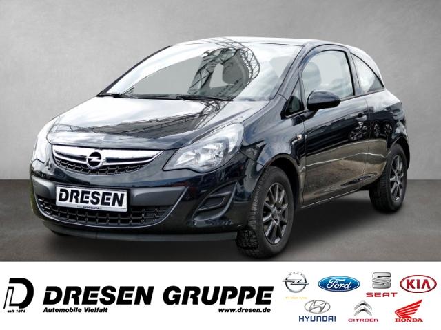 Opel Corsa D Selection 1.2 Klima/Cool&Sound Paket/ Metallic, Jahr 2014, Benzin