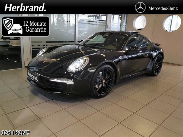 "Porsche 911 Black Edition 991 SD PCM Bose Sportabg.20"", Jahr 2016, petrol"