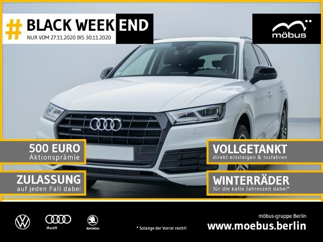 Audi Q5 Design 45 TFSI S-TRO*LED*NAVI*ASSIST*RFK, Jahr 2020, Benzin