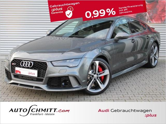 Audi RS7 Sportback 4.0 TFSI quattro performance Dynamic, Jahr 2017, Benzin