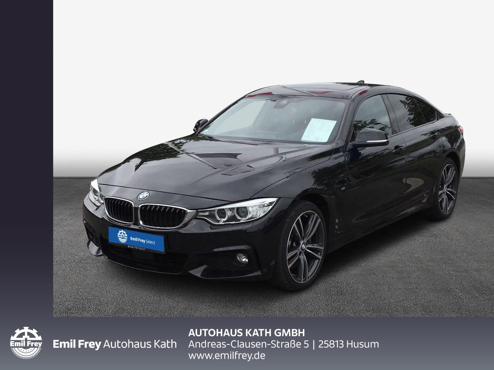 BMW 435d Gran Coupe xDrive Sport-Aut. M Sport VOLLAUSSTATTUNG, Jahr 2015, Diesel
