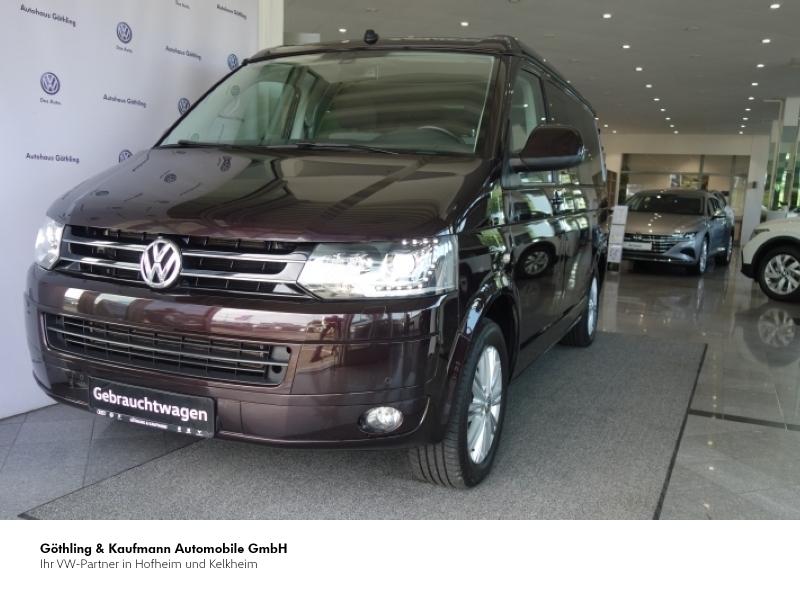 Volkswagen T5 California 2.0 TDI Beach 132kW*4 Mo*Standh*Ka, Jahr 2015, Diesel