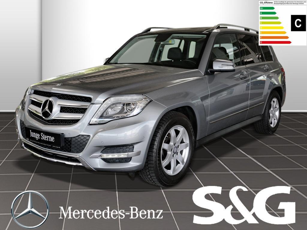 Mercedes-Benz GLK 250 4MATIC Tempomat/Navi/AHK/Sitzhzg/Parktr., Jahr 2015, Benzin