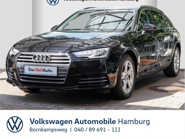 Audi A4 Avant 2.0 TFSI sport S tronic,PANO,NAVI,VIRTUAL, Jahr 2018, Benzin