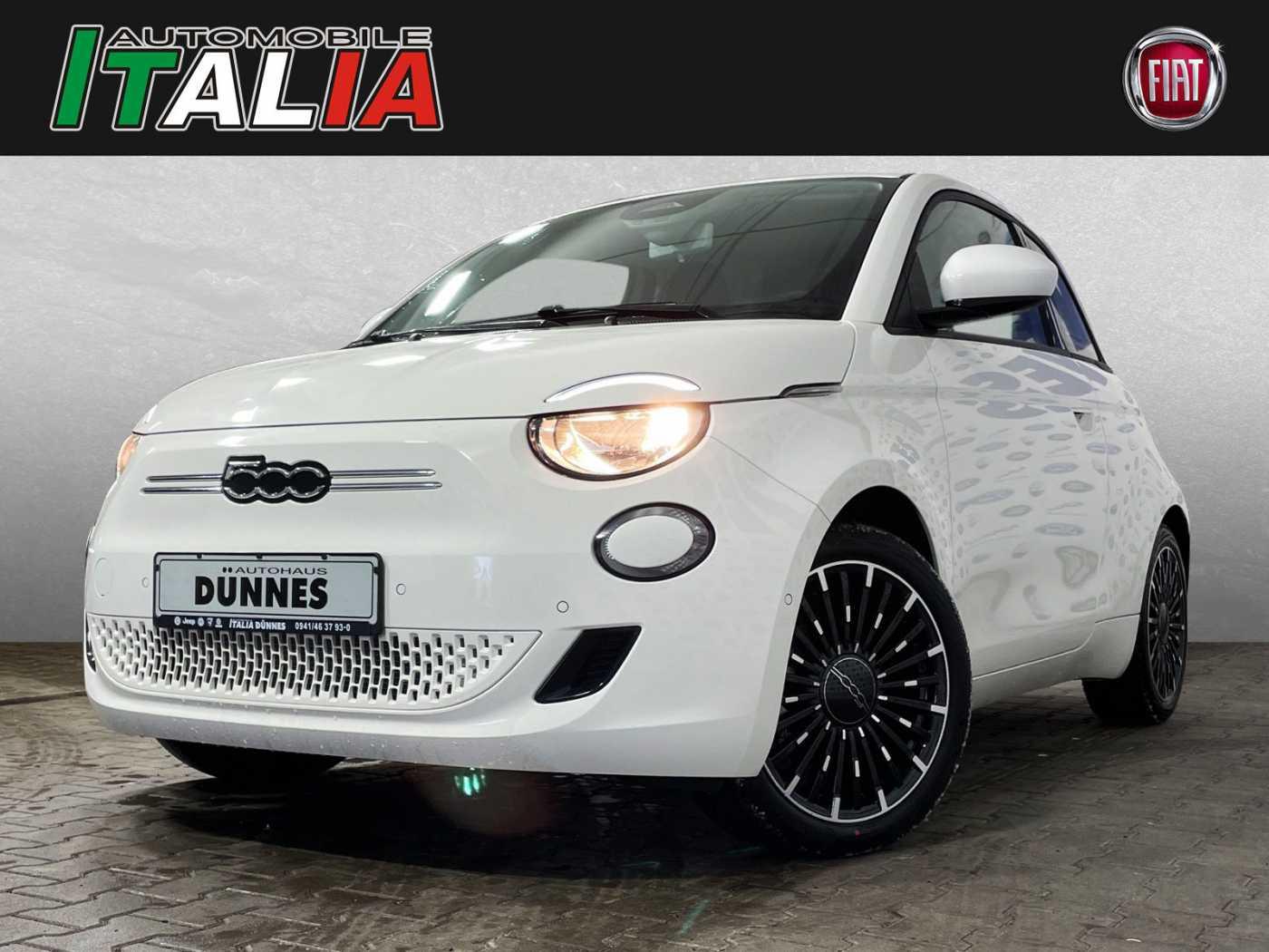 Fiat 500e Icon *6000 BAFA/WALLBOX/NAVI*, Jahr 2020, Elektro