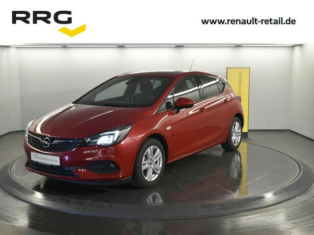 Opel ASTRA GS-Line 145 KLIMAAUTOMATIK, Jahr 2020, Benzin