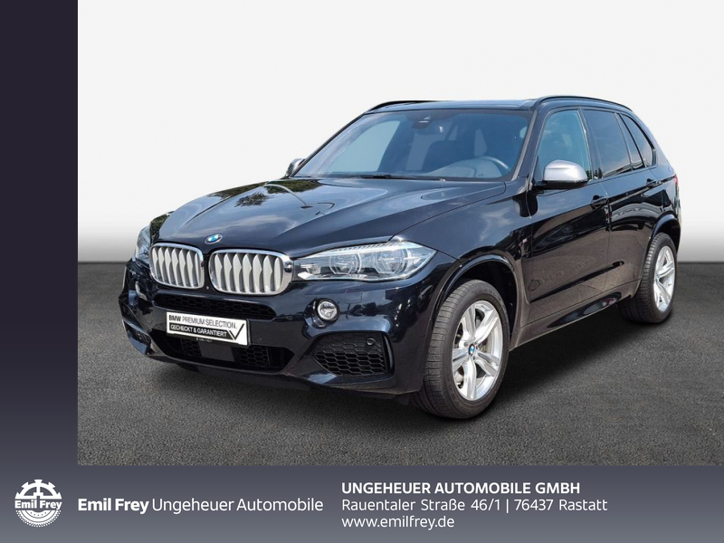 BMW X5 M50d M Sportpaket Head-Up HK HiFi LED WLAN, Jahr 2017, Diesel