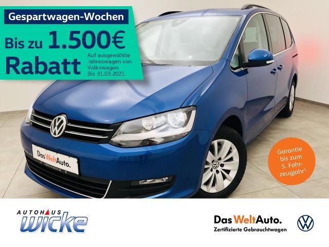 Volkswagen Sharan 1.4 TSI Comfortline Klima Navi 7.Sitzer, Jahr 2019, Benzin