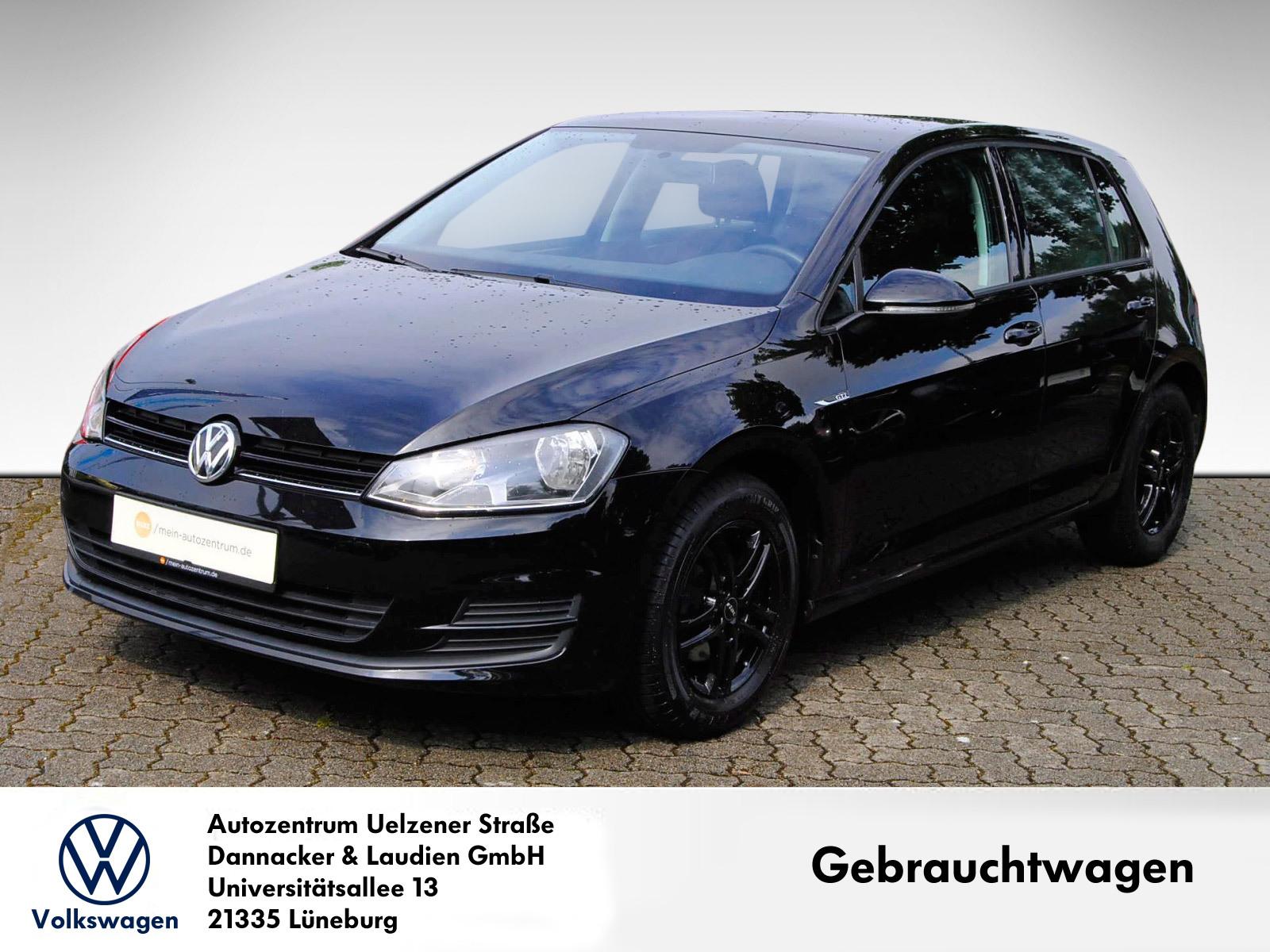 Volkswagen Golf VII 1.2 TSI BMT Klima MFA Tagfahrl. AHK, Jahr 2014, Benzin