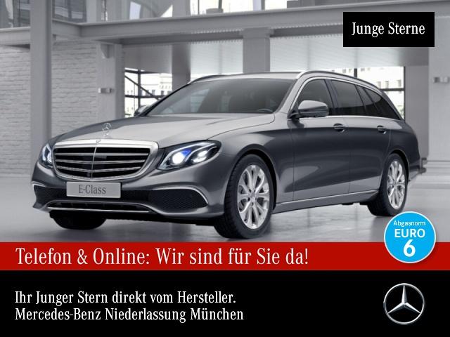Mercedes-Benz E 400 T 4M Exclusive WideScreen 360° Multibeam, Jahr 2017, Benzin