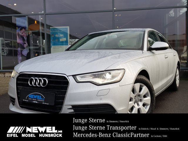 Audi A6 3.0 TDI *XENON*KLIMA4Z*KAMERA*NAVI*MMI*KAMERA, Jahr 2013, Diesel