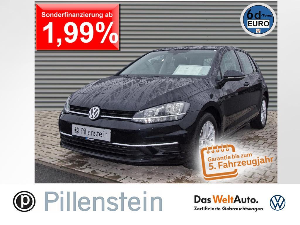 Volkswagen Golf Comfortline 1.6 TDI NAVI FRONTASSIST SITZHZ, Jahr 2019, Diesel