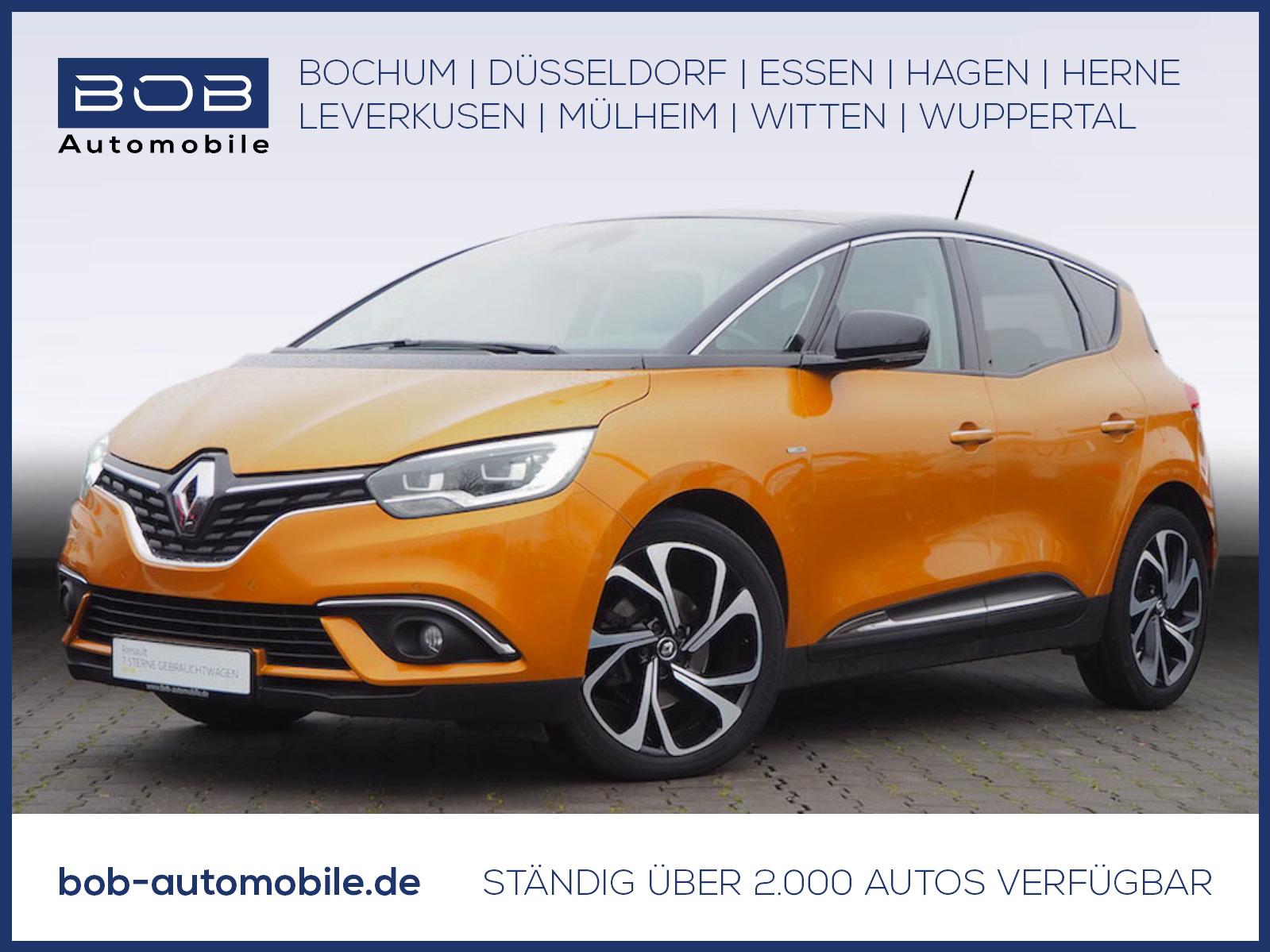 Renault Scenic dCi 160 Bose AHK NAVI PDC PANO BT, Jahr 2016, Diesel