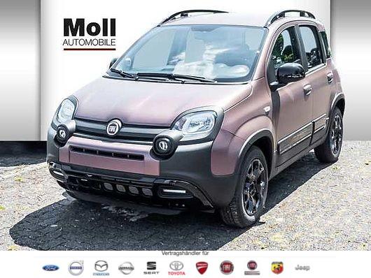 Fiat Panda City Cross Trussardi - PDC, Klimaautomatik, Alufelgen schwarz, Jahr 2019, Benzin