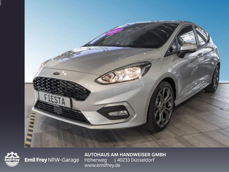 Ford Fiesta 1.1 S&S ST-LINE,B&O,Pre-Collision,WinterPaket, Jahr 2019, Benzin