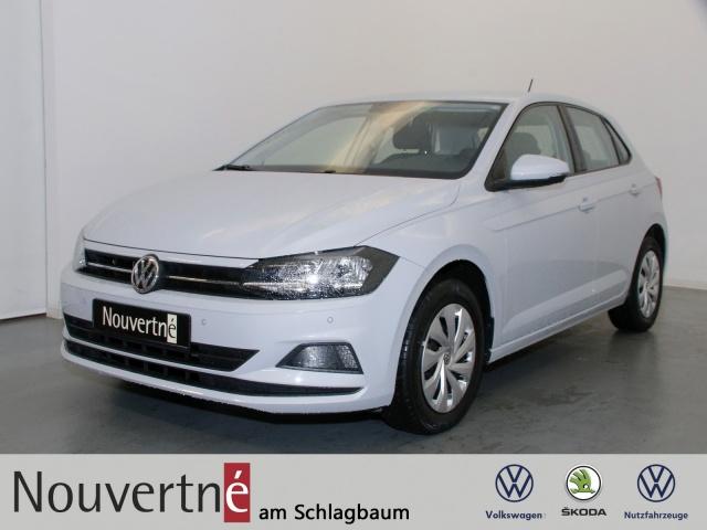 Volkswagen Polo 1.0 Comfortline + Navi + PDC + Tempomat +, Jahr 2018, Benzin