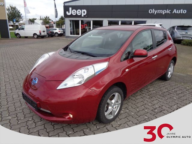 Nissan Leaf Acenta 24 kWh NAVI*RÜCKFAHRKAMERA*SOLAR, Jahr 2015, electric
