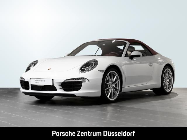 Porsche 991 Carrera Rückfahrkamera Komfortpaket Abstandsregeltempostat, Jahr 2015, Benzin