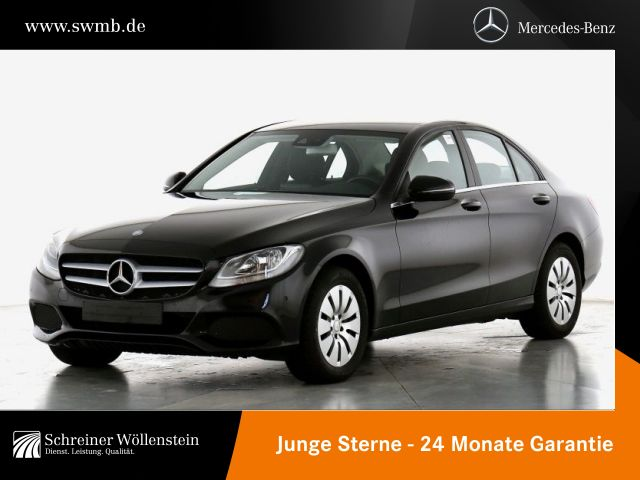 Mercedes-Benz C 220 d *Standh.*PDC*Navi*SHZ*Tempomat*Audio20CD, Jahr 2015, Diesel
