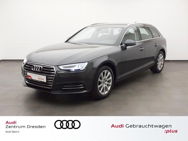 Audi A4 Avant design 2.0 TFSI LED-SW/LEDER/Navi, Jahr 2017, Benzin