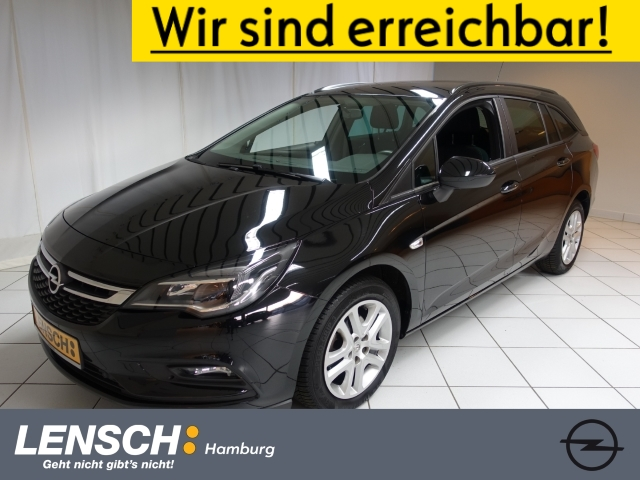 Opel Astra K ST 1.6 CDTI Edition AGR-SITZ+PDC+SITZHZG, Jahr 2017, Diesel