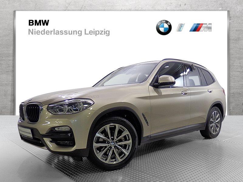 BMW X3 xDrive20d EURO6 Advantage HiFi DAB LED Navi Bus. RTTI, Jahr 2018, Diesel