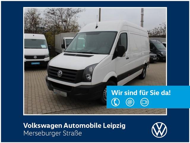 Volkswagen Crafter 35 Kasten MR Hochdach *PDC*KLIMA*NBW*, Jahr 2013, Diesel