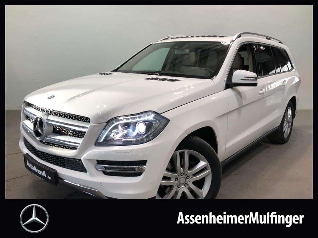 Mercedes-Benz GL 350 BlueTEC 4matic **COMAND/360°/AHK/Standhz, Jahr 2015, Diesel