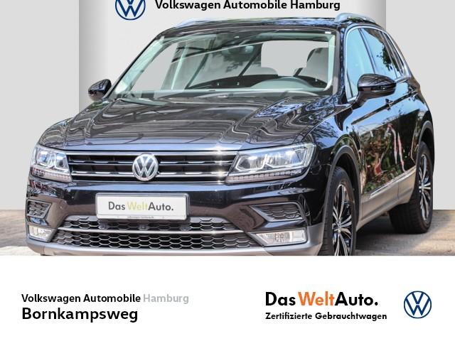 Volkswagen Tiguan 1,4 TSI BMT Highline 4MOTION DSG,PANO,NAVI,AREAVIEW,STDHZG, Jahr 2017, Benzin