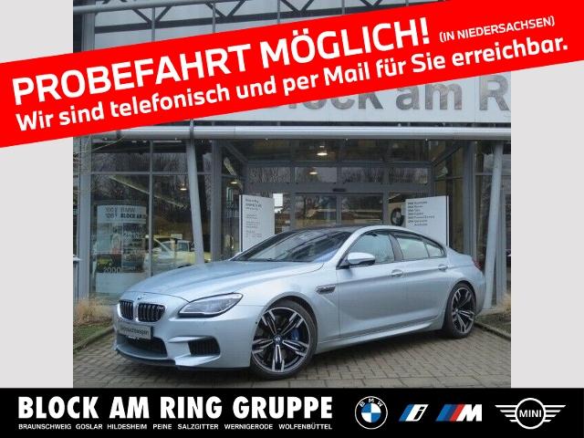 BMW M6 Gran Coupé Competition HUD 360 ehem. UPE ? 15, Jahr 2017, Benzin