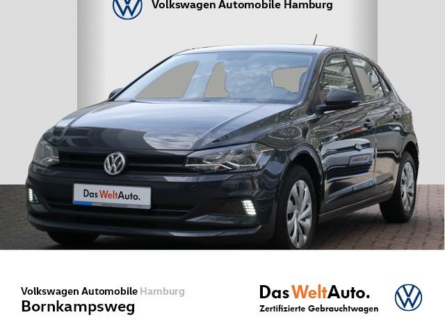 Volkswagen Polo 1,6 TDI Trendline COOL & SOUND, Jahr 2018, Diesel