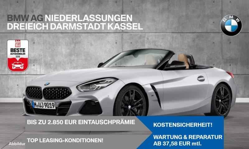 BMW Z4 sDrive20i M Sport Head-Up HiFi LED Navi Prof., Jahr 2019, Benzin