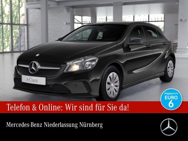 Mercedes-Benz A 180 Navi PTS Sitzh, Jahr 2016, Benzin