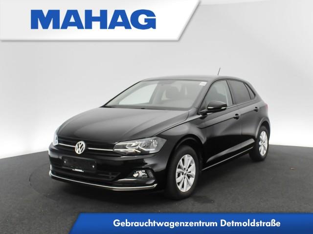 Volkswagen Polo 1.6 TDI Highline Sitzhz. ParkPilot FrontAssist 15Zoll 5-Gang, Jahr 2019, Diesel