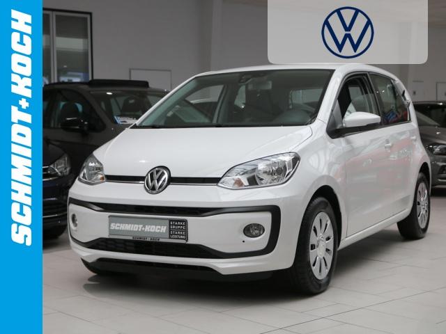 Volkswagen up! 1.0 BMT move up! SHZ, PDC, maps + more, Jahr 2018, Benzin